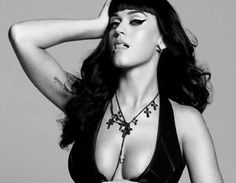 Katy Perry!!! I wouldn't mind playing with her magic lol