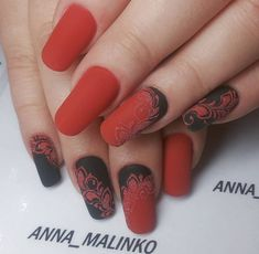 Beautiful new year's nail, Evening dress nails, Evening nails, Exquisite nails…