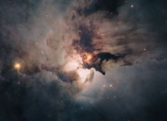 """just–space: """" In the Center of the Lagoon Nebula. [1749x1273] """""""