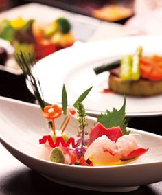 """The 12th web topic """"Washoku;traditional Japanese cuisine"""" ©Jinya lern more: http://nihon-kekkon.com/special_monthly/index.html"""