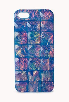 Be Seen Iridescent Phone Case | FOREVER21 #PhoneCase #Tech #Accessories