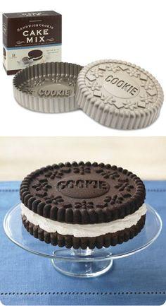 Oreo Cookie Cake--