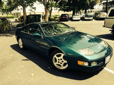 Used 1995 Nissan 300ZX for Sale ($10,623) at Sunnyvale, CA. Contact: 408-940-5528. (Car Id: 57264)
