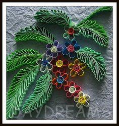 fern type leaves