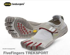 Vibram FiveFingers - TrekSport - Working around with these for the Super Spartan.- Need knew ones!