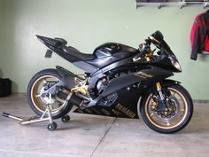 Yamaha R6 version Golden