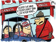 Official site of The Week Magazine, offering commentary and analysis of the day's breaking news and current events as well as arts, entertainment, people and gossip, and political cartoons. Political Art, Political Cartoons, Election Cartoons, Canadian Things, Read Comics, Trump, Satire, Comic Strips, Just In Case