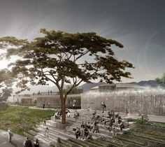 3 Projects Win 2015 Global Holcim Awards for Sustainability
