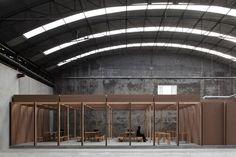 COMOCO arquitectos, Fernando Guerra / FG+SG · N10-II Sports Facility. Coimbra, Portugal · Divisare