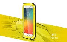 Love Mei Samsung Galaxy S6 Edge Plus/Edge+ Powerful Case