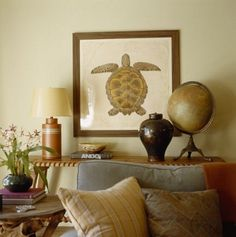 I want this turtle print....companion to my other piece perhaps ?