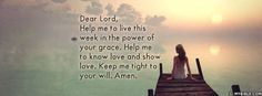 Keep Me Tight To Your Will - Facebook Cover Photo