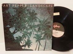 ART PEPPER landscape, GXY 5128 - JAZZ, BLUES, Jazz-rock-prog, nearly jazz and nearly blues!
