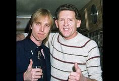 Tom Petty and Jerry Lee Lewis