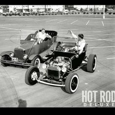 Vintage Drag Racing & Hot Rods : Photo