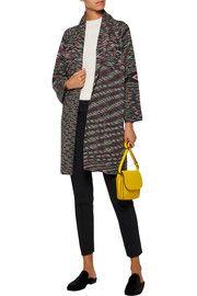 MissoniRibbed wool cardigan