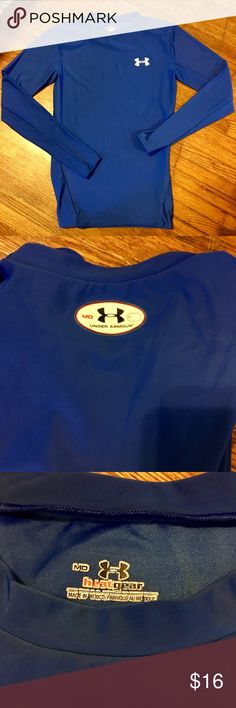 UA Compression Shirt Good condition Under Armour Tops Tees - Long Sleeve