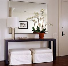 Our entrance is the first space of the house and the most visible to visitors, where you can bring good or bad first impression. We can transform this small space into a cozy