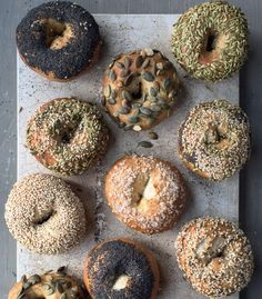Paul Hollywood's Bagels - The Happy Foodie