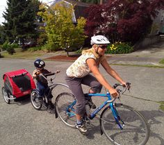 Sightline Biking with kids part two.