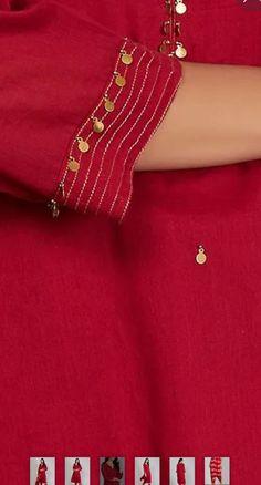 Neck Designs For Suits, Neckline Designs, Sleeves Designs For Dresses, Dress Neck Designs, Fancy Dress Design, Girls Frock Design, Stylish Dress Designs, Kurti Sleeves Design, Kurta Neck Design