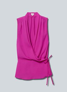 Wilfred Medea Blouse, now available at Aritzia.com.
