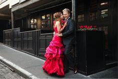 Love story | Dona & Doug | Custom Luly Yang | Azzura Photography