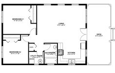 Plan No.671000 House Plans by WestHomePlanners.com