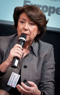 Magdalena Alvarez,Vice-President of the European Investment Bank