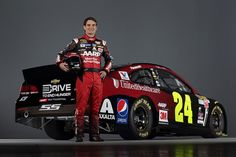 Gordon's No. 24 Chevy SS gets new look for six races including this weekend | Hendrick Motorsports