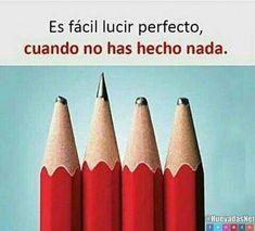 Es fácil lucir perfecto cuando no has hecho nada - Meme Para más imágenes graciosas y memes en Español visita: https://www.Huevadas.net #meme #humor #chistes #viral #amor #huevadasnet
