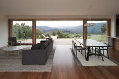Contemporary farmhouse rises after the ashes | Designhunter - Australia's best architecture & design blog