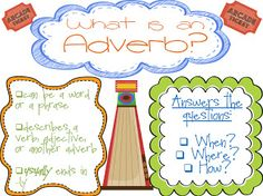 Adverb practice | Teacher Stuff - ELA | Pinterest | Adverbs and ...