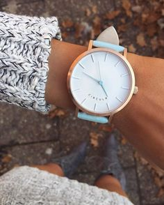 I don't wear watches but It's really cute