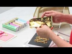 (1) Go Press and Foil Tutorial - YouTube