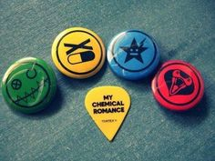 Fun Ghoul, Party Poison, Jet Star, and Kobra Kid!