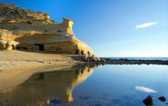 Playa de los Cocederos, Pulpí