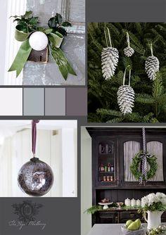 Christmas Decor Ideas | Christmas Wall Decor Ideas: I love Christmas time