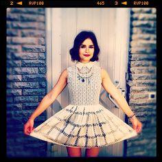 Miroslava Duma - Dress ♥ ! http://www.anasilviadiniz.com/2012/08/miroslava-duma-detalhes.html
