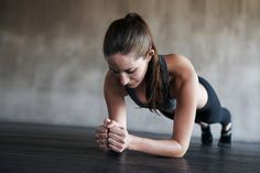 A Full-Body Strengthening Workout That Doesn't Require a Single Weight