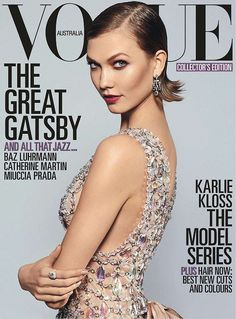 Karlie Kloss for Vogue