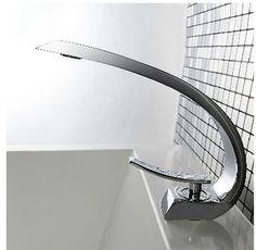 59.00 Rozinsanitary Creative Design Bathroom Sink Faucet Single Handle Mixer Tap Chrome Finish Rozinsanitary http://www.amazon.com/dp/B00MFNL5BS/ref=cm_sw_r_pi_dp_EMK2vb1S4MTE9