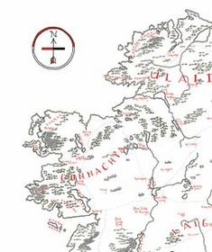 Ireland – Lord of Maps Make A Map, Love And Respect, Bad Boys, Ireland, Vintage World Maps, How To Draw Hands, Folk, History, Canvas