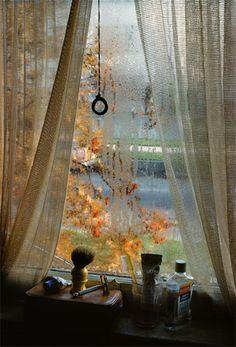 My Room, Harwood Street 1958 - Fred Herzog