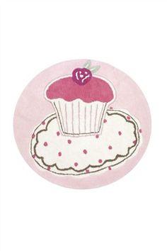 Molly And Mia Cupcake Rug