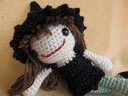 Witchie Witch Amigurumi Crochet Pattern