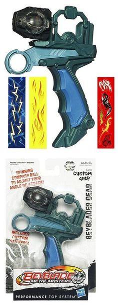 BeyBlade 38323: Beyblade Metal Fusion Custom Grip B205 -> BUY IT NOW ONLY: $39.71 on eBay!