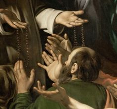 Michelangelo Merisi da Caravaggio: Madonna of the Rosary