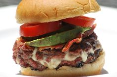 All American Burgers on Pinterest | Burgers, Hamburgers and San Diego