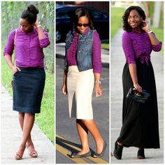 My Garments of Praise: Wear it 3 Ways